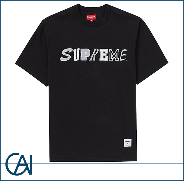 Supreme【シュプリーム】Collage Logo S/S Top