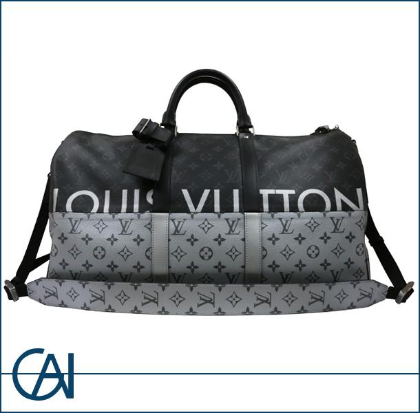 LOUIS VUITTON【ルイヴィトン】キーポル・バンドリエール 50 ボストンバッグ