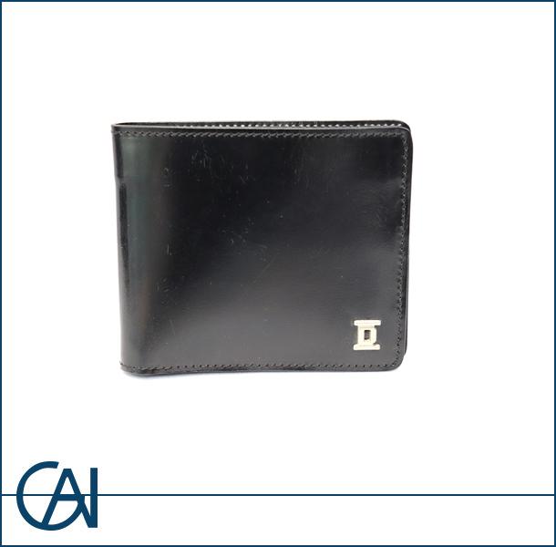 【ディースクエアード 】 カーフ 二つ折り 財布