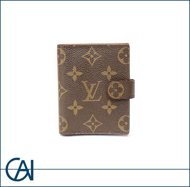 LOUIS VUITTON【ルイヴィトン】 モノグラム 手帳カバー アジェンダ・ミニ 【新品】